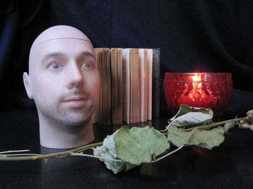 head urn